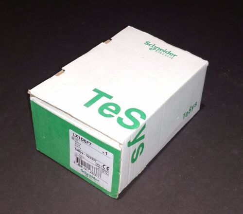 NEW LX1D6F7 Schneider Electric Magnetic Coil