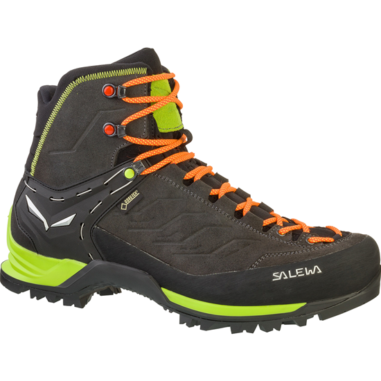 Salewa MTN TRAINER MID GTX - Black-44½