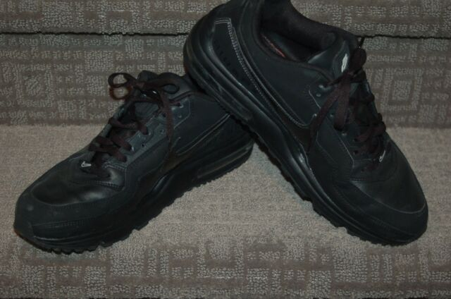 0f7dc6a8d7e3 Nike Air Max Mens Black Shoe Size 13 - Basketball Referee for sale ...