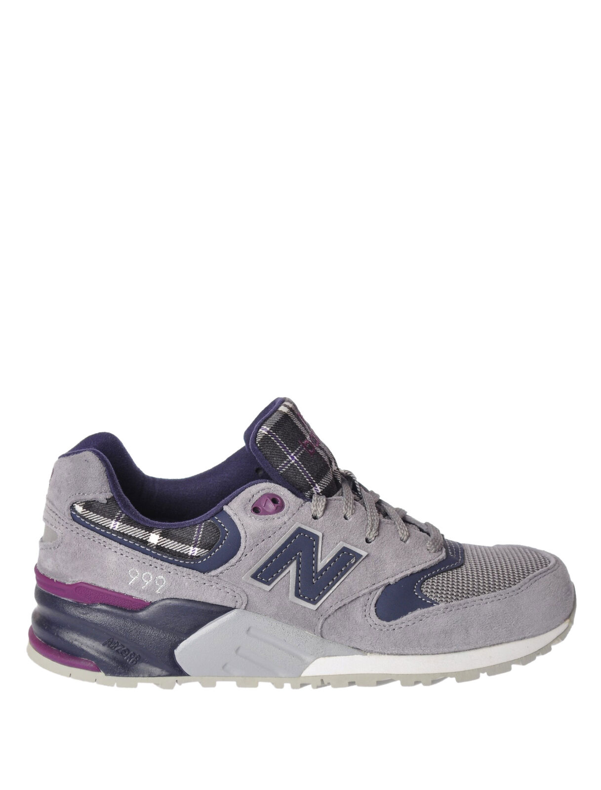 New Balance - Shoes- low - Woman - Grey - 442115C183639