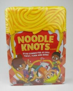 Noodle-Knots-Game-Twist-amp-Bend-Spaghetti-Straps-by-Mattel-Ages-5-2017Brand-New