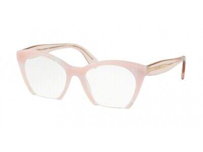 Montatura Occhiali Da Vista Miu Miu Autentici Mu 03qv Rosa Sqt1o1