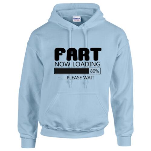 5 Colori T-Shirt Anche Disponibile Nuovo Fart Carico Uomo Divertente Felpa