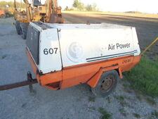 Chicago Pneumatic diesel air compressor 185 cfm diesel air compressor sand blast