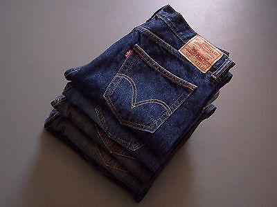 Vintage Levis 505 Jeans W28 in. W30 W31 W32 W33 W34 W35 W36 W38 W40 Denim 505s