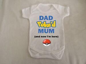 Papa-un-piquete-mama-Pokemon-recien-nacidos-a-18-meses-Tamanos-Disponibles-maquinas-Lavable