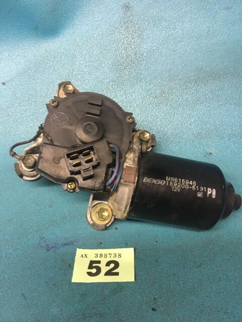 MITSUBISHI SHOGUN PININ 99-06 REAR WIPER MOTOR Vehicle Parts ...