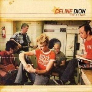 Celine-Dion-034-1-fina-amp-4-types-034-CD-12-tracks-nuovo