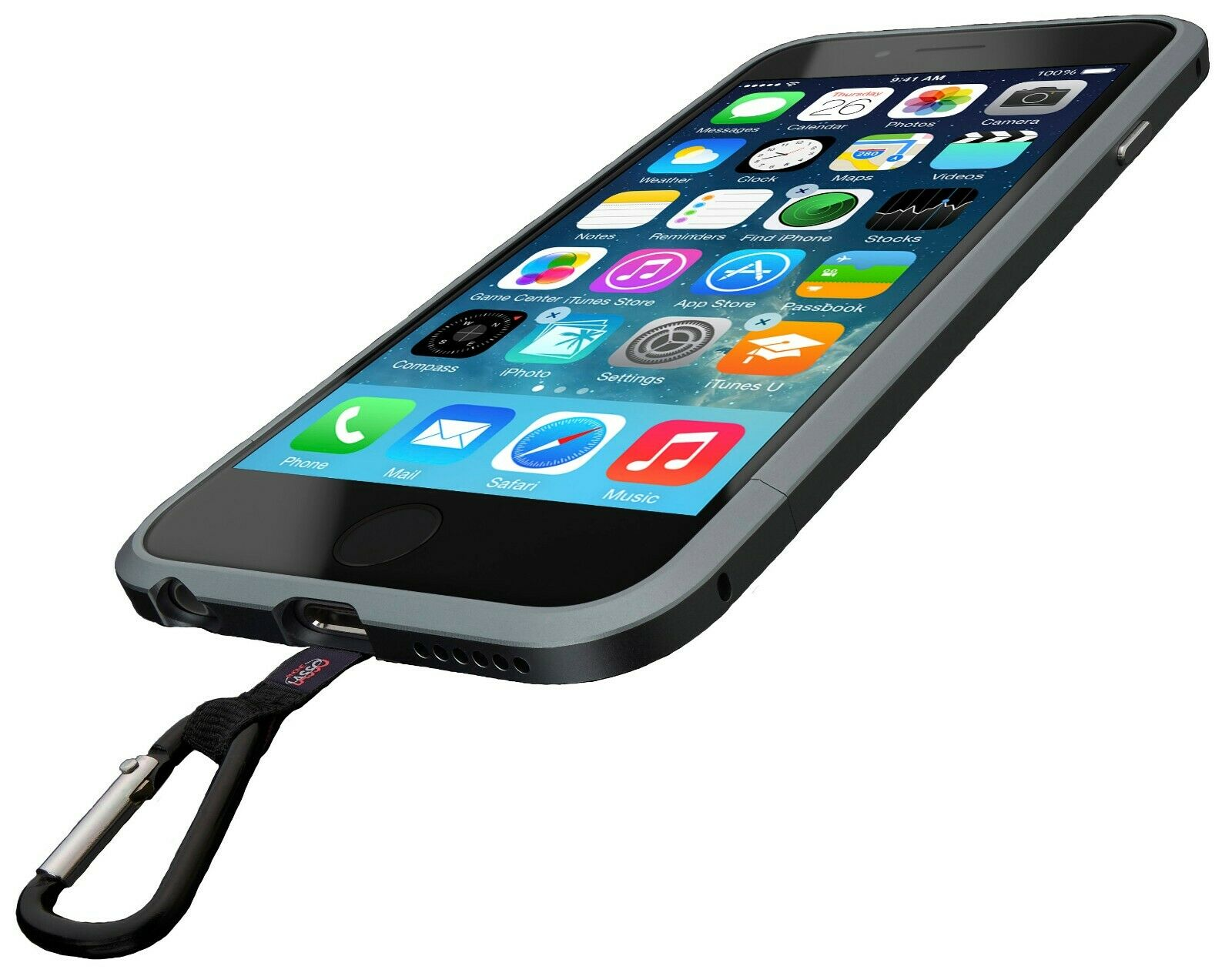 iPhone Phone Protector Phone Lasso Ultra-Thin Mega Grip Phone Tether New