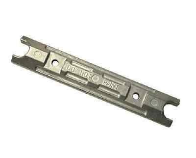 Yamaha 60-70-75-80-90-100 HP Anode Transom Bracket Zinc NEW Dealer Direct