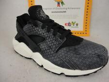 best sneakers ffc31 ba115 Nike WMNS Air Huarache Run Premium Women Lifestyle Casual SNEAKERS  683818-013 10