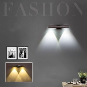 Image Is Loading Indoor Led Wall Lamp Modern Home Decoration 360