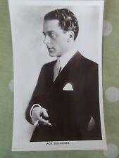 JACK BUCHANAN Postcard Movie Film Star Actor 30s Picturegoer series 227 RP
