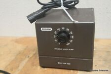 Bio Rad Variable Speed Buffer Recirculation Pump 170 3644