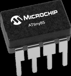 Microchip-ATtiny85-20PU-Microcontroller