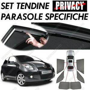 18126 Kit Tendine Privacy Toyota Yaris 3p (1/06>9/11) 1pz