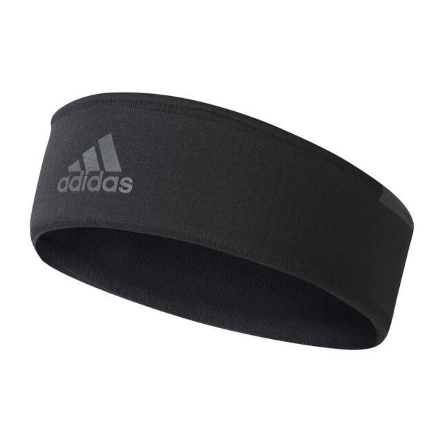 Adidas Hairband Training 3 Pack Headband Running Tennis Workout One Size EA0389