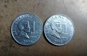 Philippine-One-Peso-Coin-Year-2006