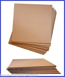 50-Pack-Corrugated-Cardboard-Layer-Pad-Insert-Sheet-Divider-Large-6-Sizes