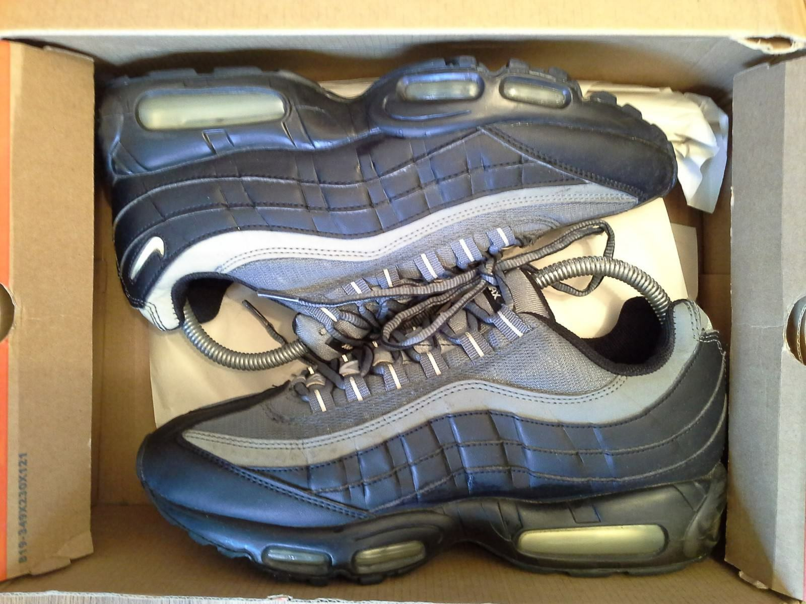 Hommes Nike Air Max 95 Trainers sneakers