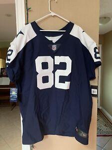 Details about Authentic Dallas Cowboys Jason Witten #82 Nike Elite Throwback Jersey 990710753