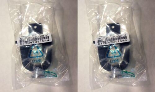 ONE PAIR Supermicro MCP-290-00009-01 1U Rackmount Handle for SC512//SC513L
