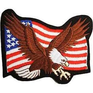 EagleEmblems-PM0362-Patch-USA-Eagle-4-039-039