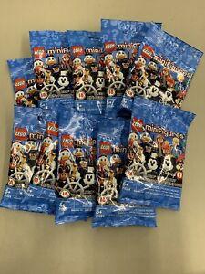 Lego Disney Series 2 Mini Figure Series Lot 10 Sealed Packs