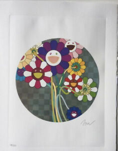 Murakami-Takashi-Print-Signee-Et-Numerote