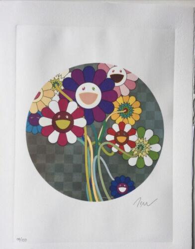 Murakami Takashi Print Signée Et Numéroté