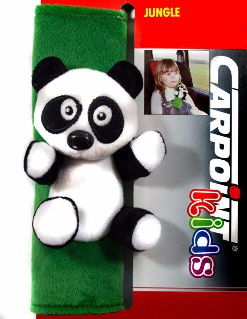 Carpoint Jungle Panda Rückenlehnenschutz,Sitschoner,Back Protector,Lehnenschutz