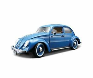 1955 VW Beetle Diecast Model Car 18-12029