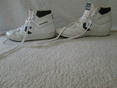 Vintage 80s Converse High Tops Size 9