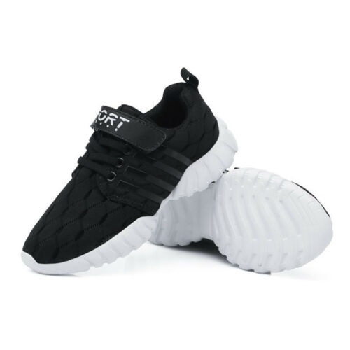 Boys Girls Sweet Sports Running Shoe Casual Breathable Sneaker Big Kids Shoes US