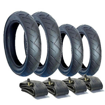 SET OF TYRES /& TUBES FOR MOTHERCARE MY4 PUSHCHAIRS POSTED FREE 1ST CLASS