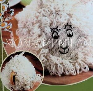 Novelty Tea Cosy Knitting Patterns : Knitting Pattern CUTE NOVELTY SHEEP LAMB TEA COSY TEAPOT COVER 25x20 cm eBay