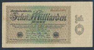 German-Empire-Rosenbg-113d-WZ-Cabbage-used-III-1923-10-Billion-Mark-8872393