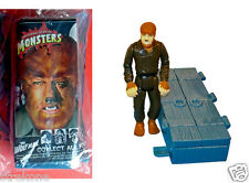 THE WOLFMAN Toy Universal Studio Classic Monsters 1997 Burger King Kids Meal SIP