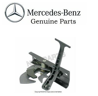 For Mercedes Benz GENUINE W211 E320 E350 E550 Hood Release Handle KIT at Grille