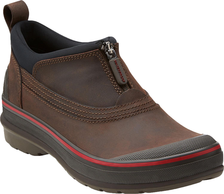 seleziona tra le nuove marche come Donna  Clarks Clarks Clarks Outdoor Muckers Ridge WaterProof scarpe Marrone Leather 26100944  più economico