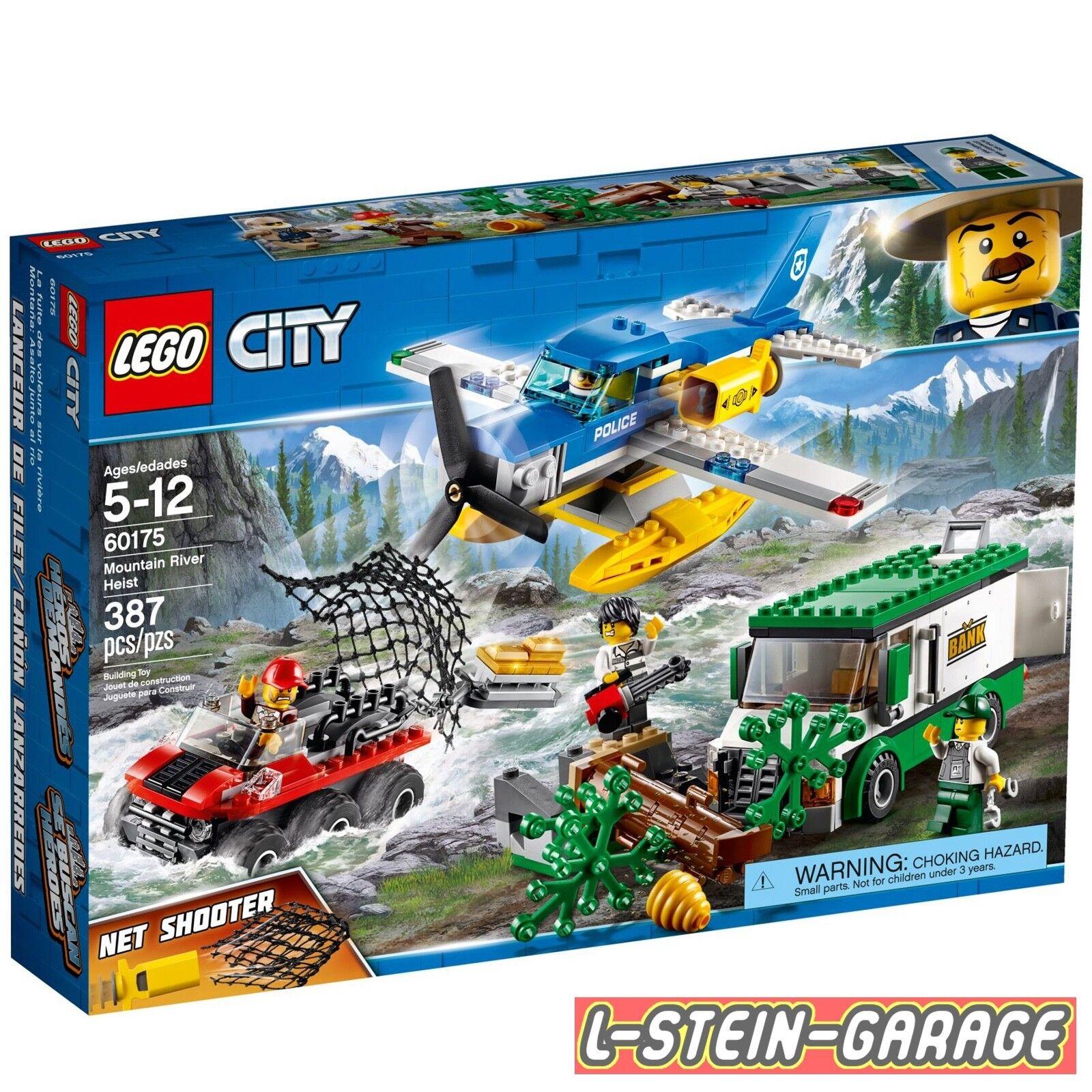 LEGO® City 60175 Überfall auf dem Gebirgsfluss NEU & OVP  | Am wirtschaftlichsten