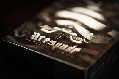 Accurato Carte Da Gioco Arcane Black Gaff Deck ,poker Size