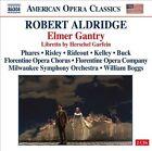 Robert Aldridge: Elmer Gantry (CD, Jul-2011, 2 Discs, Naxos (Distributor))