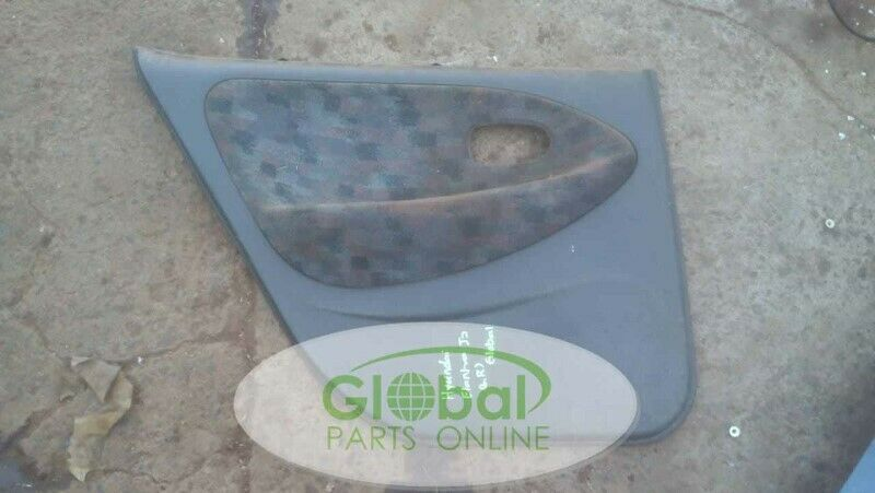 1996 Hyundai Elantra Left  Rear Door Panel