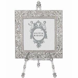 Olivia-Riegel-WINDSOR-Frame-on-Easel-4x4-Silver
