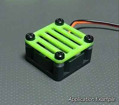 DIY 30x100cm Computer Mesh PVC PC Case Fan Cooler Black Dust Filter Cover fg