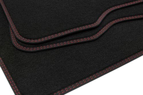 Doppelziernaht tapices para bmw 1er e87 5-puertas berlina año 2004-2011