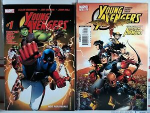 YOUNG-AVENGERS-1-12-COMPLETE-1st-KATE-BISHOP-HAWKEYE-5-6-7-8-9-10-11-SPECIAL