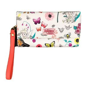 Disney Store Animator's Limited Collection Tri-Fold Wristlet Clutch Wallet CUTE!