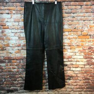 Vintage Jaclyn Smith Classic Soft Lambskin Leather Pants Size 8 Ebay